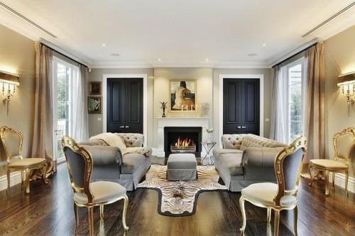 design : wohnzimmer einrichten braun grün ~ inspirierende bilder ... - Wohnzimmer Klassisch Einrichten
