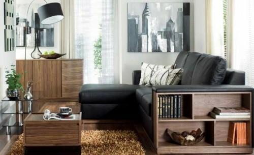 praktische tipps aufbewahrung organisation im wohnzimmer