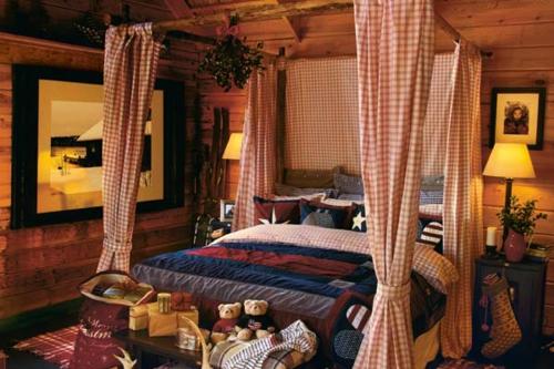 Stilvolle und extravagante Ideen für ein Himmelbett im Schlafzimmer ...