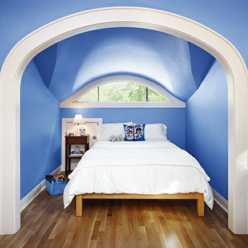 schlafzimmer deko blau ~ interieurs inspiration - Schlafzimmer Blau