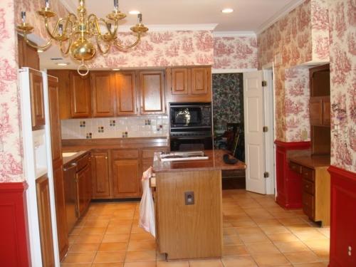 rustikal design kronleuchter retro holz küchen möbelstücke tapeten