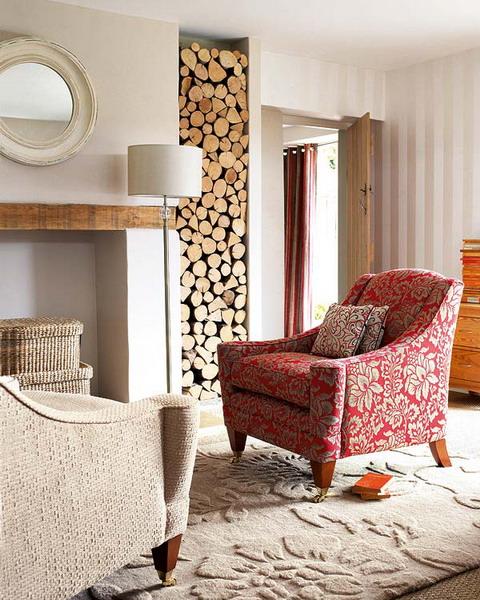 20 rustikale wohnzimmer design ideen tradition und gem tlichkeit. Black Bedroom Furniture Sets. Home Design Ideas