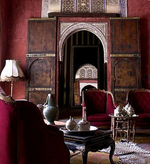 22 marokkanische Wohnzimmer Deko Ideen-Einrichtungsstil aus dem Orient