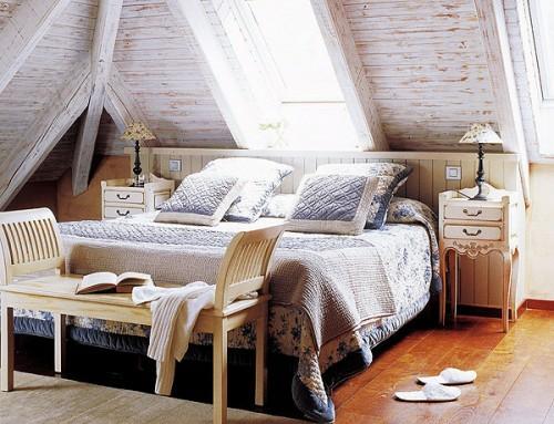 38 Tolle Und Behagliche Schlafzimmer Im Dachgeschoss -praktische Ideen Schlafzimmer Dachboden Einrichten