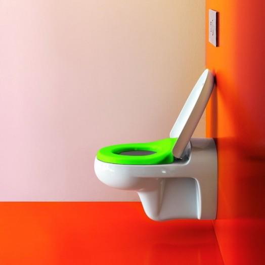 Badezimmer Kinder: New Design Cute Penguin Children Urinal ... Badgestaltung Mit Farbe Frohliches Farbschema Gefallt Den Kindern