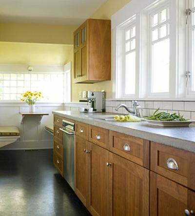 schmale k chen interieurs 16 praktische vorschl ge. Black Bedroom Furniture Sets. Home Design Ideas