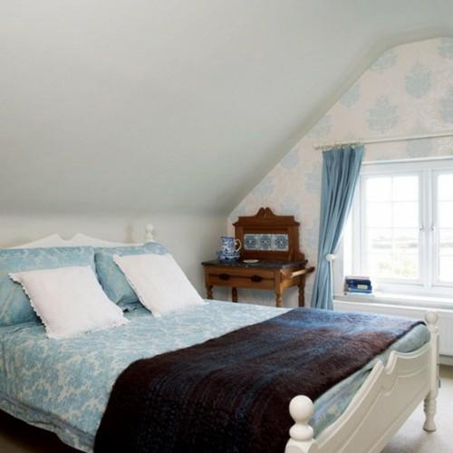 Dachgeschoss Schlafzimmer Design : 38 tolle und behagliche ...