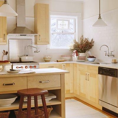 L- förmige Küchen - nützliche Ideen und Tipps
