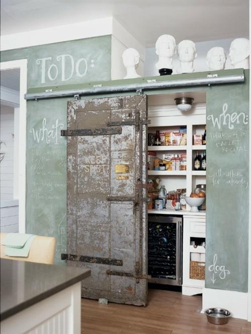 Schon 20 Tolle Speisekammer Ideen In Der Küche U2013 Aufbewahrung Von Lebensmitteln  ...