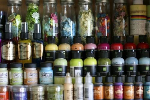 ultimative ordnung im werkraum kosmetik produkte