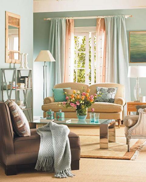 unterschiedlichen Stoffen Elegantes Zimmer Türkis Wohnzimmer Sofa Couch