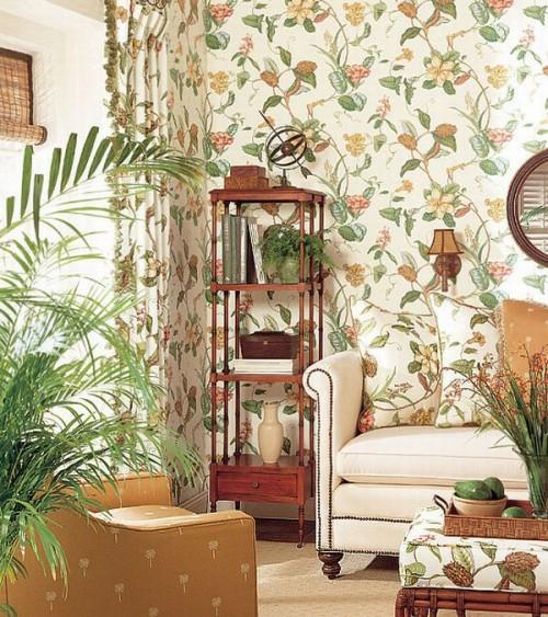 vielfältige farben texturen wohnzimmer bereich idee französisch