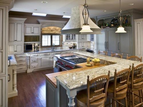 Küchen Interieurs - 10 hochmoderne, praktische stilvolle Musterzimmer