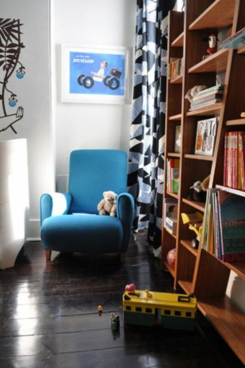 25 weiße kinderzimmer design ideen - interessante und coole vorschläge, Schlafzimmer design
