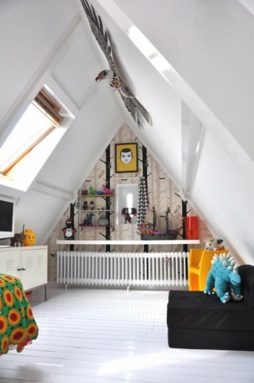 25 wei e kinderzimmer design ideen interessante und coole vorschl ge. Black Bedroom Furniture Sets. Home Design Ideas