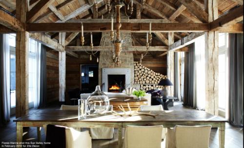 minimalismus runder spiegel in weiss zimmer. http://wohn – gigsite, Wohnideen design