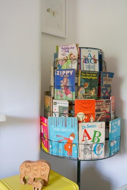 Coole Ideen Organisation Kinderbüchereien Metallregale