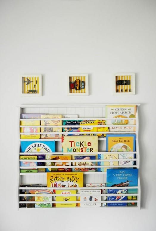 Coole Ideen Organisation Kinderbüchereien Spielplatz Bücherregale