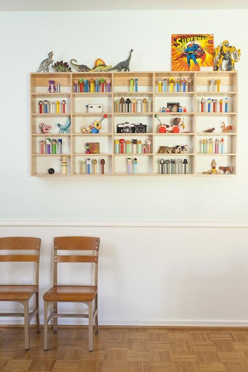 Coole Spielzeugregal Ideen Kinder Spielplatz Stühlen