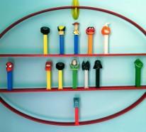 20 coole Spielzeugregal-Ideen für Kinder