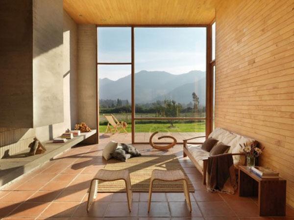 30 ergreifende durchgehende wohnzimmer mit ausblick. Black Bedroom Furniture Sets. Home Design Ideas
