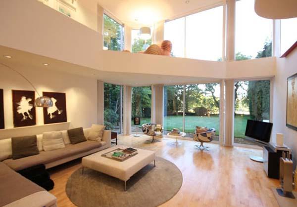 cooles bild wohnzimmer:Living Rooms with Open Floor Plans