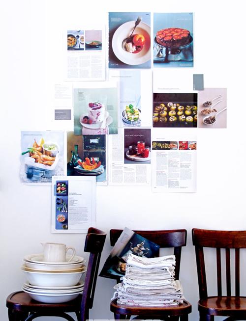 Esszimmer Küche Inspirationen zur Wanddekoration Idee