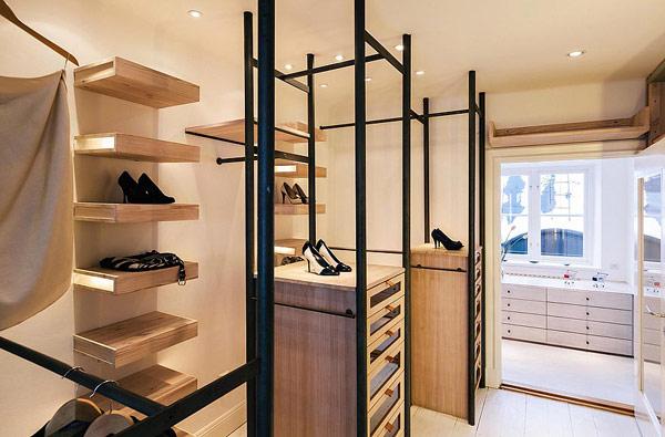 Fantastische Maisonette Stockholm-Gamla-Stan fantastischer Kleiderschrank