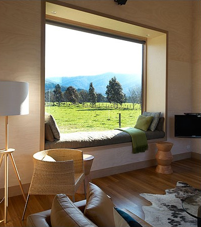 Fenstersitznischen inspirierte Ideen gemütliches-Interieur-Design