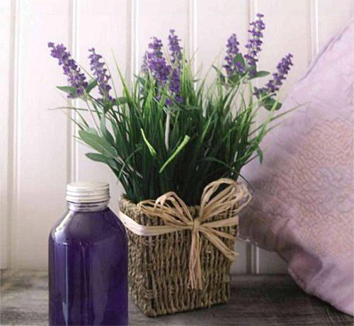 25 ideen zur hausdekoration mit lavendel - Lavendel im schlafzimmer ...