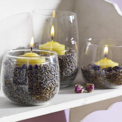 25 Ideen Zur Hausdekoration Mit Lavendel ...