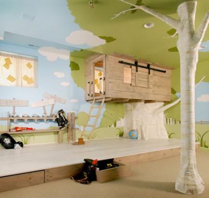 Fesselnd Indoor Baumhäuser U2013 10 Coole Ideen Für Kinder