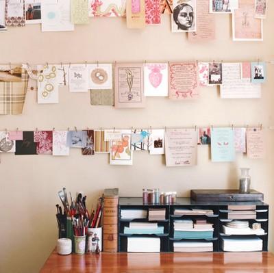 Inspirationen Wanddekoration Bilder Design Tisch