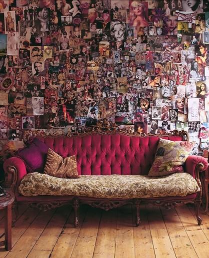 Wie Viele Arten Von Sofas Kennen Sie: 55 Coole Inspirationen Zur Wanddekoration Aus Aller Welt