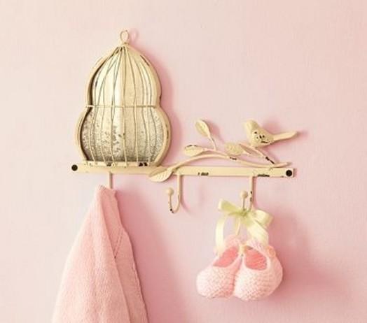 Interessante Designs Kinderzimmer-Wandhaken Kleinkinderzimmer Mädchen