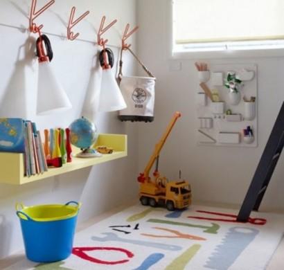 20 Interessante Designs Für Kinderzimmer Wandhaken