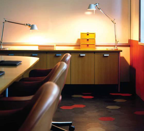 Lederstoffe Interieur-Gestaltungen Spinneybeck Büro Design