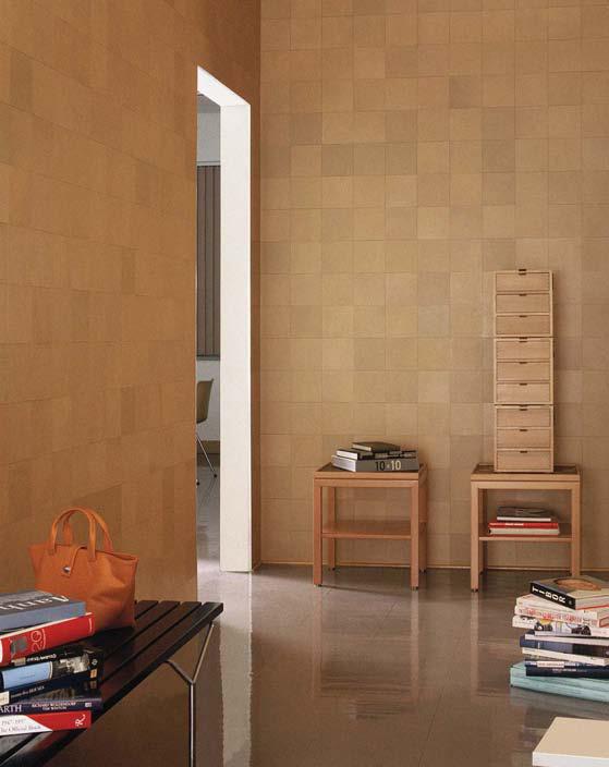 Lederstoffe Interieur-Gestaltungen Spinneybeck Foyer Design
