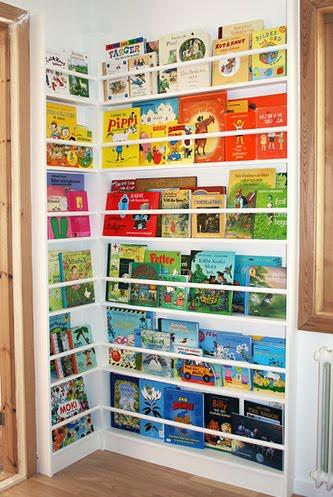 Regale Coole Ideen Organisation Kinderbüchereien