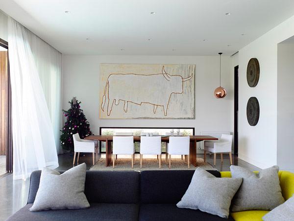 Robustes küstliches Residenz Australien Esszimer Sofa