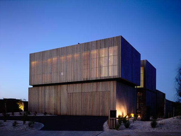 Robustes küstliches Residenz Australien cooles Architektur-Design
