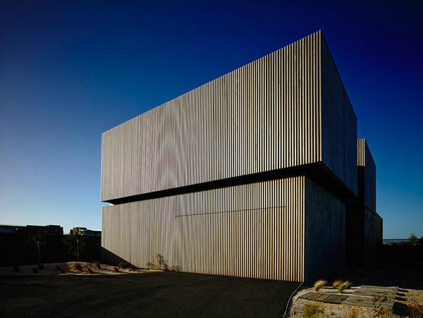 Robustes küstliches Residenz Australien großartige Architektur