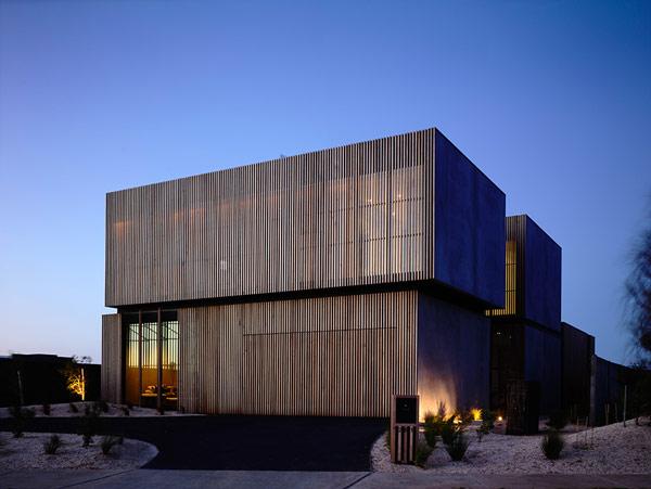 Robustes küstliches Anwesen Australien moderne Architektur