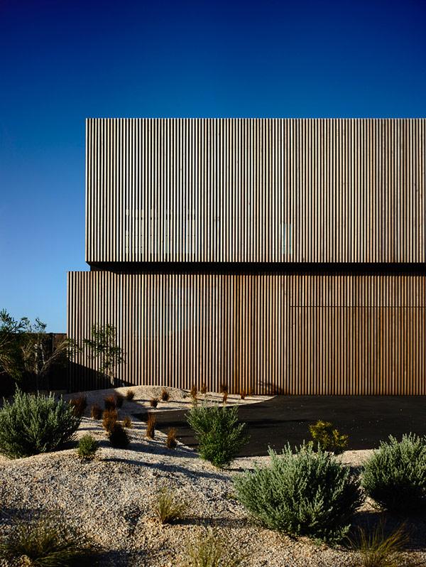 Robustes küstliches Anwesen Australien tolle Architektur