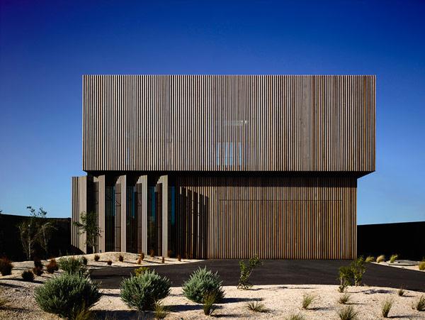 Robustes küstliches Residenz Australien unglaubliche Architektur