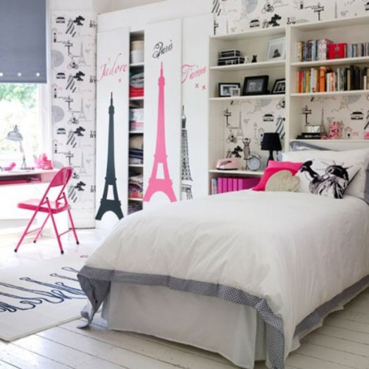 m dchen kinderzimmer 10 sch ne gestaltungsideen. Black Bedroom Furniture Sets. Home Design Ideas
