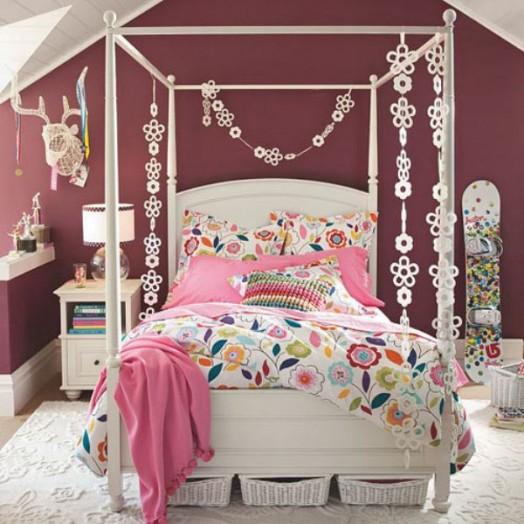 Creative Bedrooms That Any Teenager Will Love: 10 Schöne Gestaltungsideen