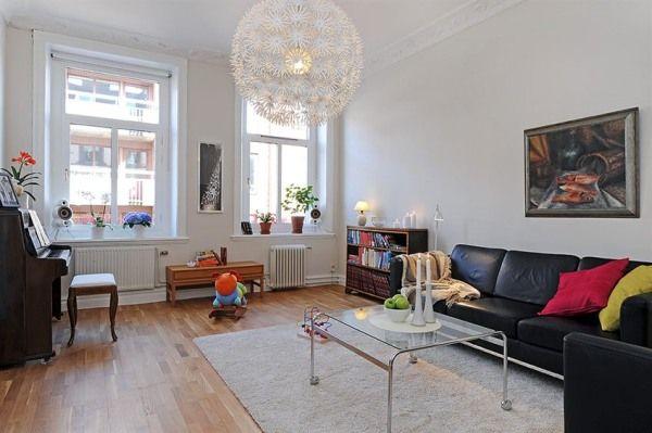 Wohnzimmer-Designs hypnotisierendem Effekt Kaffeetisch Glas