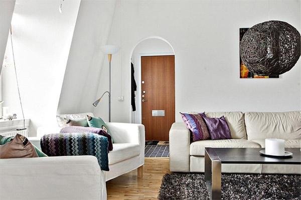 Softe starke Wohnzimmer-Ausstattungen Teppich Lampe