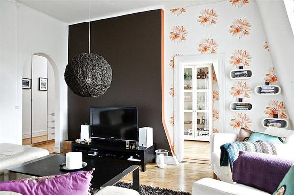 Softe starke Wohnzimmer-Ausstattungen weiße Couchs